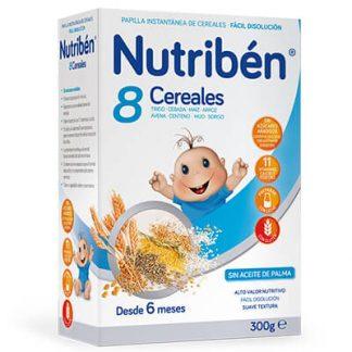 Nutribén 8 Cereales 300