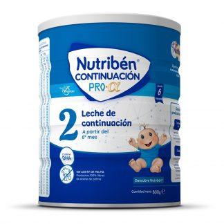 Nutribén leche a partir de los 6 meses