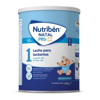 Nutriben natal leche para lactantes