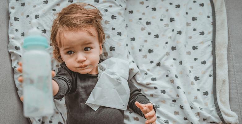 APLV en bebés Nutribén