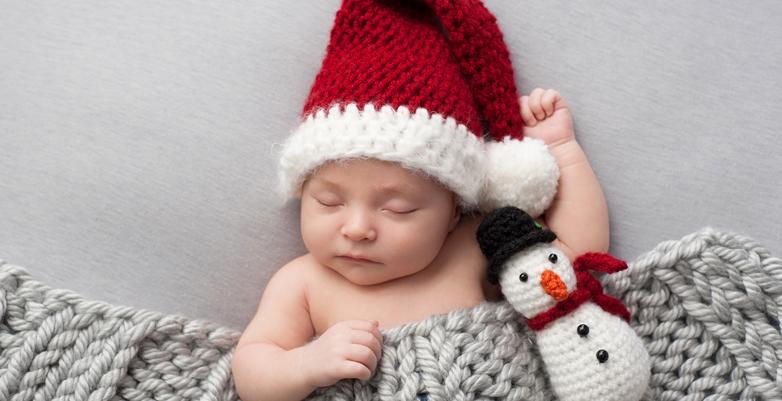 Primeras navidades con un bebé
