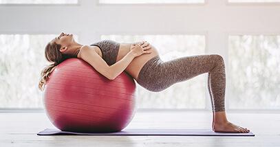 El ejercicio es una rutina más en tu embarazo
