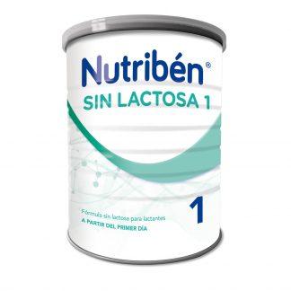 Leche infantil Nutriben Sin Lactosa 1