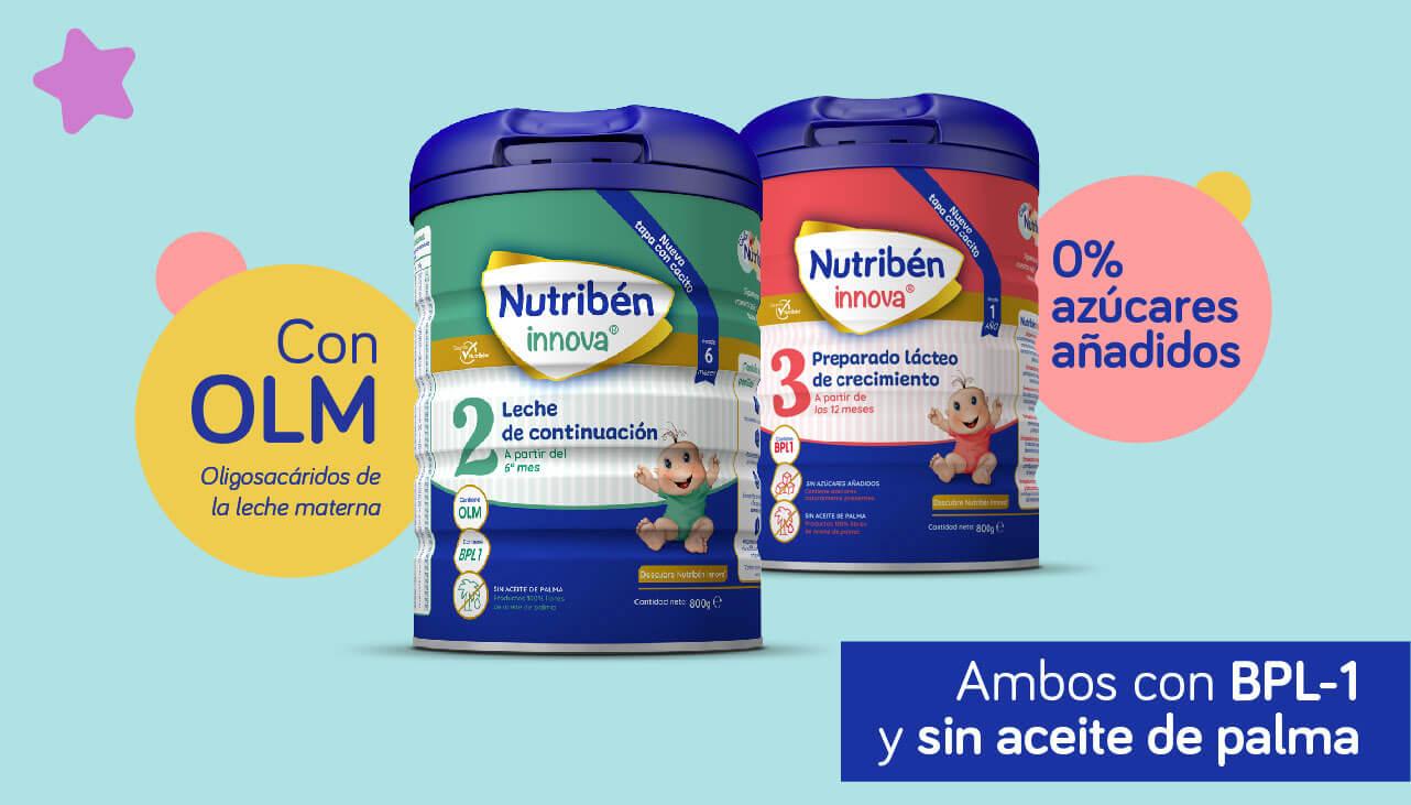 Nutribén Innova®: ¡nuevas fórmulas!